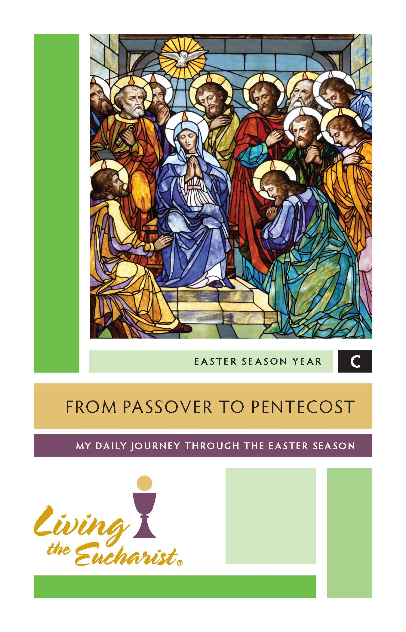 From Passover to Pentecost, Year C, English